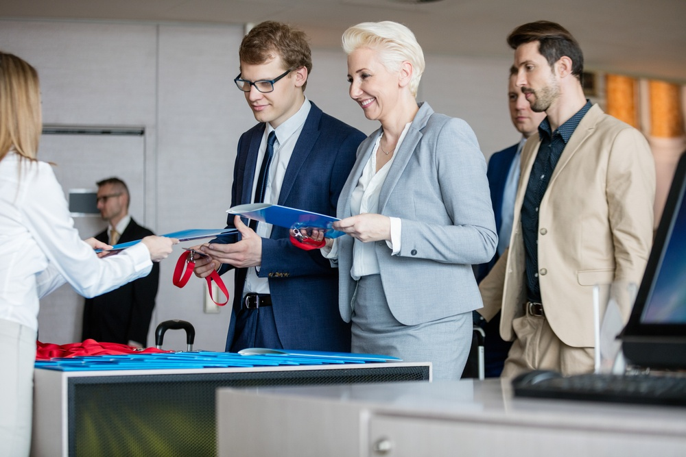 Was ist Corporate Guest Management?